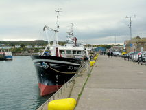 Howth Port Royalty Free Stock Images