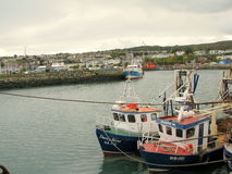 Howth Port Stock Image