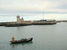 Howth Port Royalty Free Stock Image