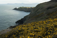 Howth in a Sunny Day, Ireland Royalty Free Stock Images