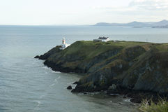 Howth in a Sunny Day, Ireland Stock Photos