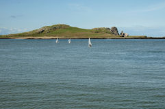 Howth in a Sunny Day, Ireland Royalty Free Stock Image