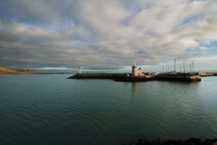 Howth stock foto