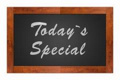 Hoy Special del ` s Fotografía de archivo libre de regalías
