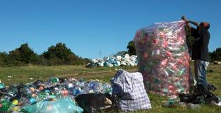 Hoyo municipal de la basura de Bathurst (extremidad) Imagenes de archivo