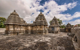 Free Hoysala Temple At Doddagaddavalli Royalty Free Stock Image - 60036206