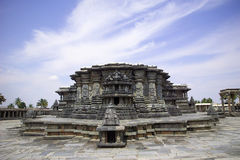Hoysala temple at Belur Royalty Free Stock Photos
