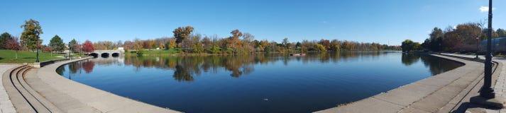 Hoyt Lake Royalty Free Stock Photo