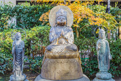 Hozo Bosatsu Amida au temple de Hasedera à kamakura Photos stock