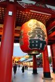 Hozo-mon Gate, Senso-ji Temple, Tokyo, Japan Royalty Free Stock Image