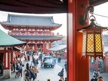 The Hozomon Gate Royalty Free Stock Photos
