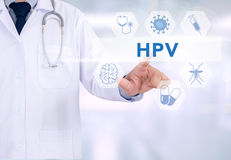 HPV CONCEPT Stock Images