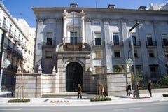 hq Испания granada банка Стоковая Фотография