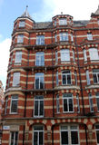 HQ francese libero del blu marino, Londra Immagine Stock Libera da Diritti