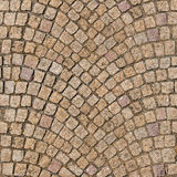 HQ seamless, tileable texture decorative cobblestone pavement. Stock Photos