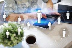 HR Human resources management. Recruitment, Hiring, Team Building. Organisation structure. HR Human resources management. Recruitment Hiring, Team Building royalty free stock photos