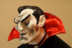 hrabiowski Dracula Obrazy Royalty Free