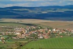 Hrabusice, raj Slovensky, Словакия Стоковое Фото