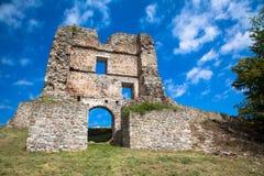 Hrad de Pusty de château, Slovaquie photos stock