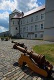 Hrad di Lupciansky Fotografia Stock