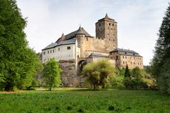 Hrad Kost - Castle Kost Stock Photo