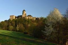 Hrad Lubovniansky, зона Spis, Словакия Стоковое Изображение