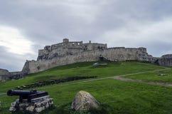 hrad spissky Zdjęcie Stock