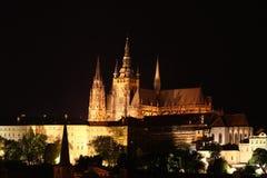 Hradcany在布拉格 库存照片