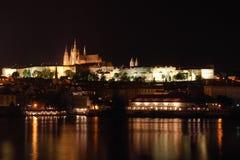 Hradcany в Праге Стоковая Фотография