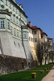 Hradcany Castle in Prague Stock Photo