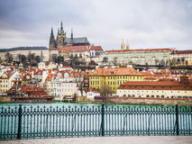 Hradcany Castle Prague Royalty Free Stock Photography