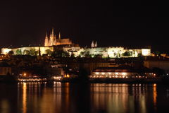 Hradcany in Prague Stock Photography