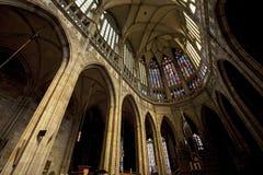 hradcany vitus της Πράγας ST καθεδρικών Στοκ Εικόνες