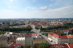 Hradec Kralove Photo stock