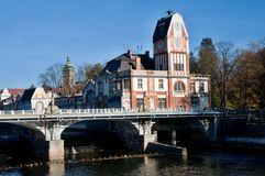 Hradec Kralove, Czech republic Stock Images