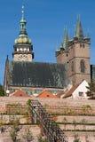 Hradec Kralove, república checa Imagem de Stock Royalty Free