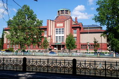 Hradec Krolovy, Czech Rep: Regional Museum Stock Photography