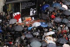 Hrant Dink Stock Photo