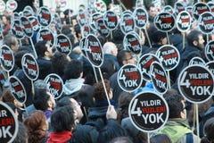 Hrant memorial in Istanbul. Stock Photo