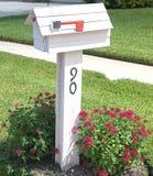 HRD brievenbus Stock Afbeeldingen