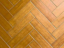 HRD Ceramic woodgrain flooring stock photography