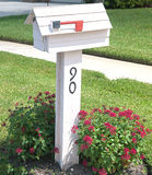 HRD mail box Stock Images