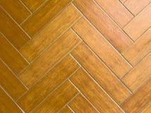HRD woodgrain Ceramiczna podłoga fotografia stock