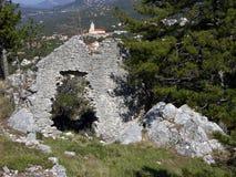 Hreljin, Хорватия Стоковое Изображение RF