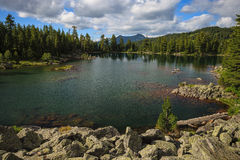 Hridsko sjö Arkivfoto
