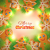 Сhristmas background Royalty Free Stock Image