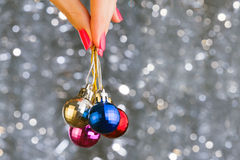 Сhristmas balls Royalty Free Stock Photography