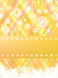 hristmas with christmas snowflake. EPS 8 Royalty Free Stock Photos