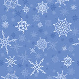 Hristmas, new year seamless pattern Stock Image