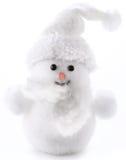 Сhristmas snowman Royalty Free Stock Photography